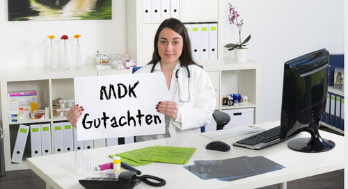 MDK bestätigt sehr gute Pflege